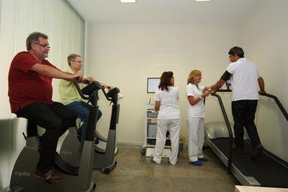 El Hospital San Juan de Dios invita a sus pacientes a pedalear para combatir el riesgo cardiovascular