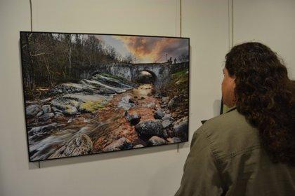 El edificio Llosacampo acoge la exposición fotográfica sobre el patrimonio de Cantabria