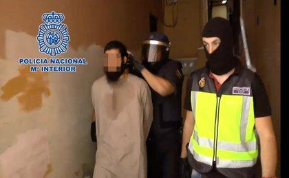 El líder español de la célula yihadista desarticulada en la 'Operación Farewell' se llama Mohamed Said Mohamed