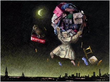 Fuendetodos inaugura la muestra 'Cristóbal Toral. Obra gráfica'