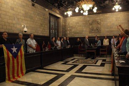 El Ayuntamiento de Girona la apoya con los votos de CiU, PSC, CUP e ICV-EUiA