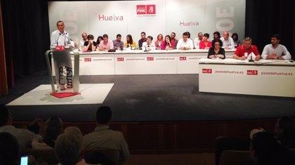 """Caraballo (PSOE) destaca """"la alta participación de los militantes"""" en los procesos de primarias abiertos"""