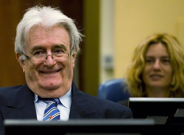 Radovan Karadzic declara ante el TPIY