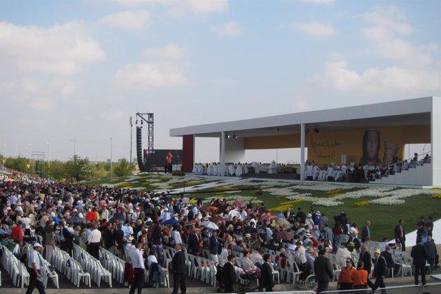 Beatificación de don Álvaro del Portillo