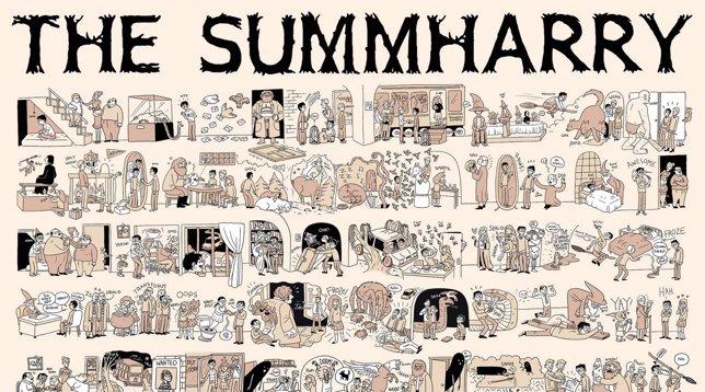 Harry Potter en The Summharry
