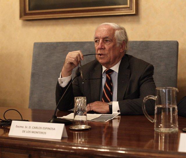 Carlos Espinosa de los Monteros, alto comisionado de Marca España