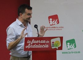 """Maíllo, convencido de que Sánchez Gordillo decidirá """"adecuadamente"""""""