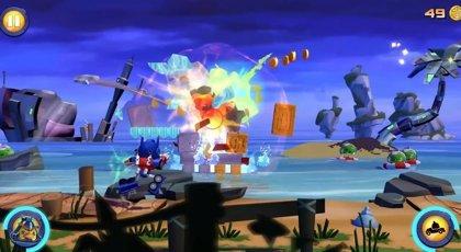 Angry Birds Transformers demuestra su mecánica en vídeo
