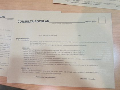 La Generalitat habilita 14 puntos de votación en el extranjero