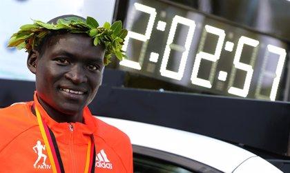 Kimetto rompe el récord del mundo en el Maratón de Berlín