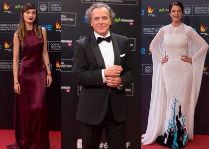 Los looks que desfilaron en la clausura del 62 Festival de Cine de San Sebastián