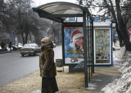 La nueva iniciativa contra la obesidad en Moscú: paradas de bus con básculas