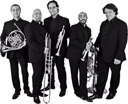 El teatro instrumental de metales de 'Spanish Brass Luur Metals' llega al anfiteatro del Centro Botín
