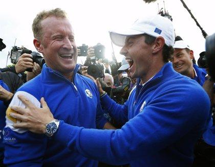 Europa conquista la Ryder Cup 2014