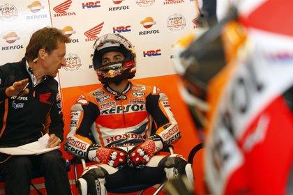 """Pedrosa: """"He decidido mal cuándo entrar en boxes para cambiar la moto"""""""