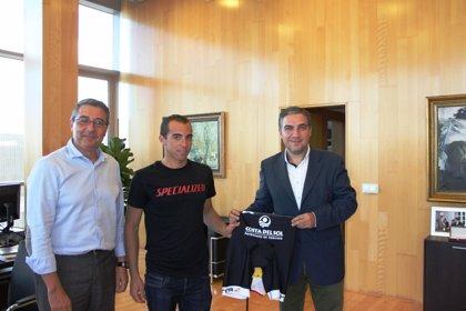 Málaga.- Turismo.- El triatleta Rubén Ruzafa llevará la marca Costa del Sol por todo el mundo