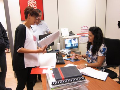 María Chivite presenta 673 avales, frente a los 327 de Amanda Acedo