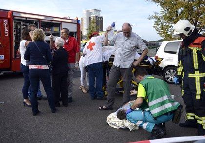 Tres muertos y decenas de heridos por un 'monster-truck' en Holanda