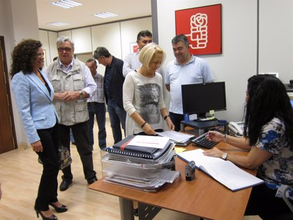 """Amanda Acedo reúne 327 avales para presentarse a las primarias del PSN en las que espera """"una buena participación"""""""
