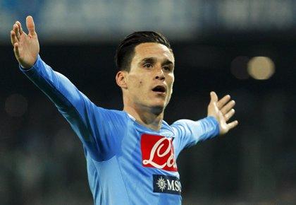 Callejón da aire al Napolés y el Cagliari humilla al Inter en casa