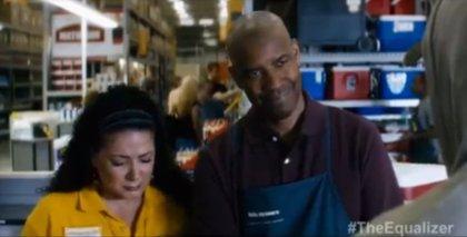 La nueva película de Denzel Washington encabeza la taquilla en EEUU