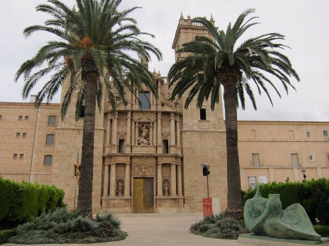 San Miguel De Lso Reyes, Sede De La Biblioteca Valenciana