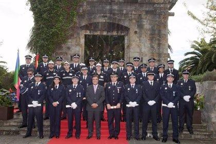 La Policía Local entrega este lunes sus condecoraciones
