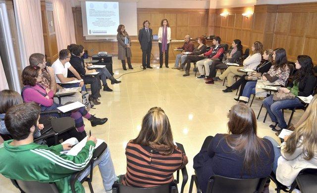 Programa de formación de voluntariado