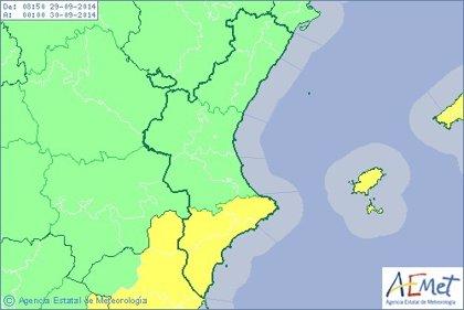 La semana se inicia con chubascos que en el litoral pueden ser localmente fuertes