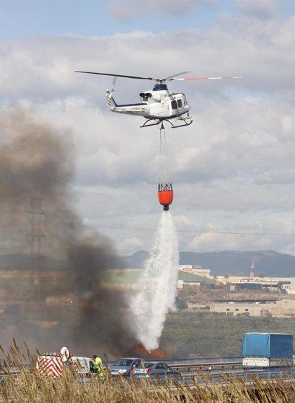 Gobernación amplía la prohibición de quemas agrícolas hasta el 15 de octubre para prevenir incendios