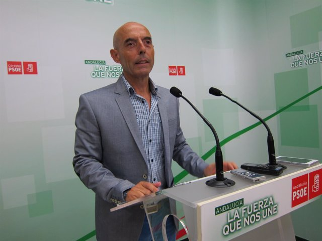 El diputado del PSOE por Córdoba, Antonio Hurtado