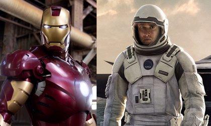 ¿El tráiler de Los Vengadores: La era de Ultrón con Interstellar?