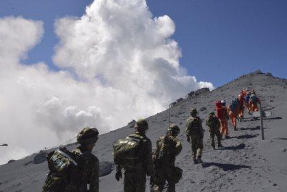 Monte Ontake: Las autoridades confirman la muerte de diez personas por la erupción del volcán japonés