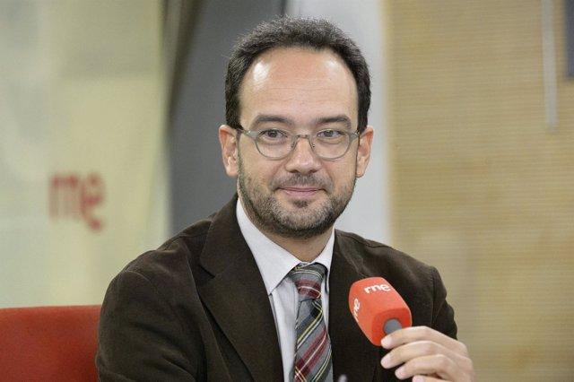 Antonio Hernando, PSOE