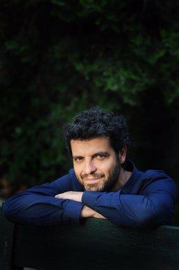 El escritor Juan Trejo, ganador del Premio Tusquets de Novela