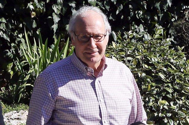 Miguel Boyer cumple 75 años, recuperado de su derrame cerebral