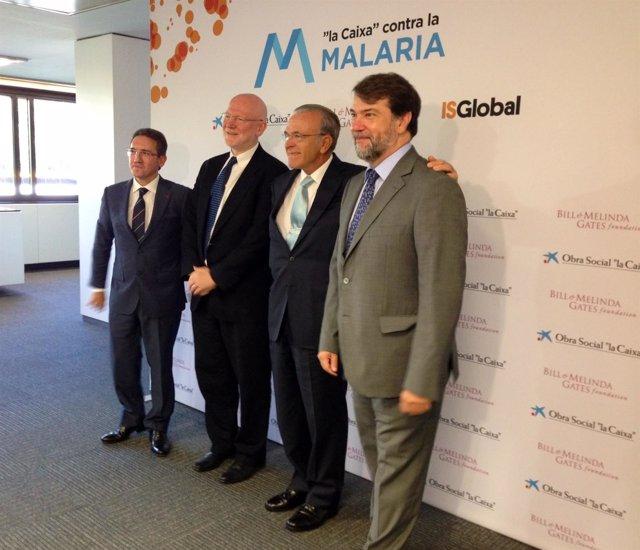 La Caixa y la Fundación Bill Gates se alían contra la malaria