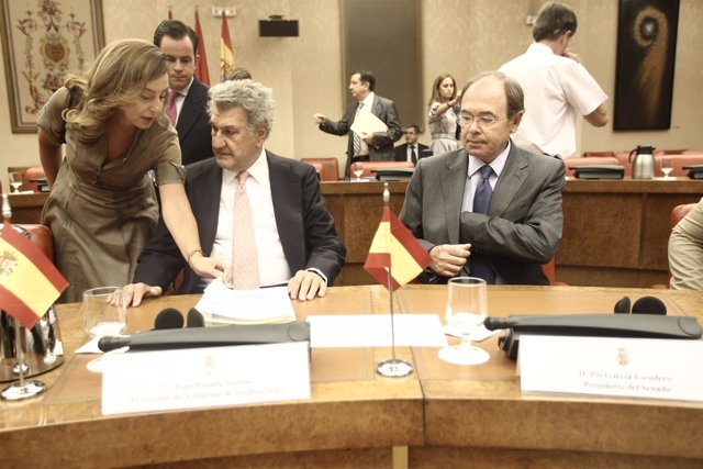 Fernández Díaz, Posada, García-Escudero y García-Legaz en Foro Hispano-Marroquí