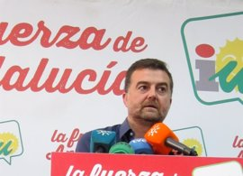 """Maíllo insta a Moreno a ir a los juzgados ante la acusación al PSOE-A de """"enriquecerse"""" con casos de corrupción"""