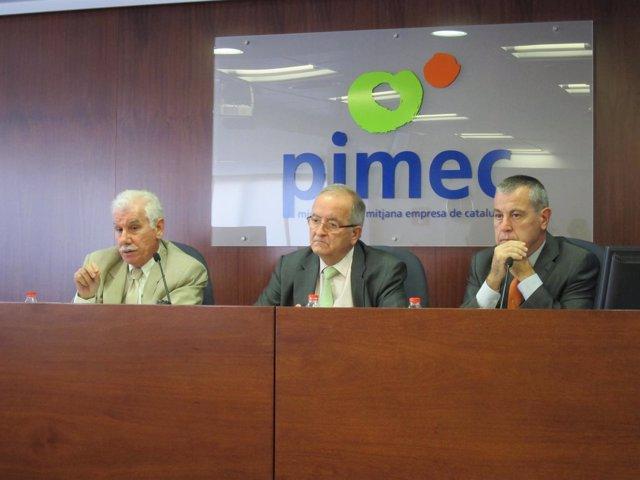 Pimec propone mejoras del modelo energético