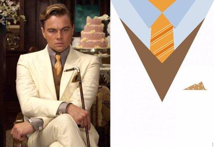 Los trajes de Leonardo DiCaprio: Arte minimalista