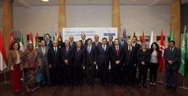 Javier Fernández ve posible duplicar las exportaciones del Principado a los territorios de la Liga de Estados Árabes