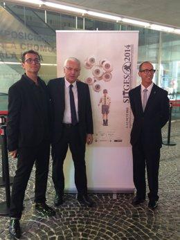 Presentación del Sitges Festival de Cine Fantástico de Catalunya