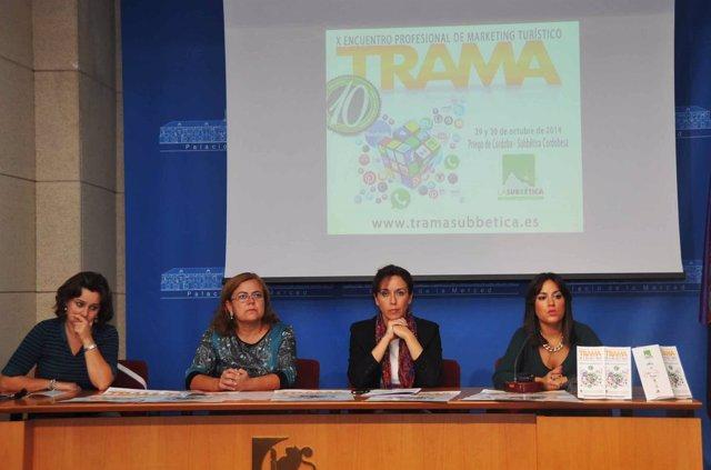 La presentación de Trama 2014