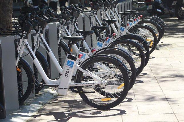 Bicicletas, alquiler de bicicleta