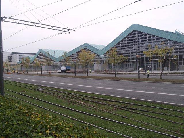 Estación de Autobuses de Vitoria