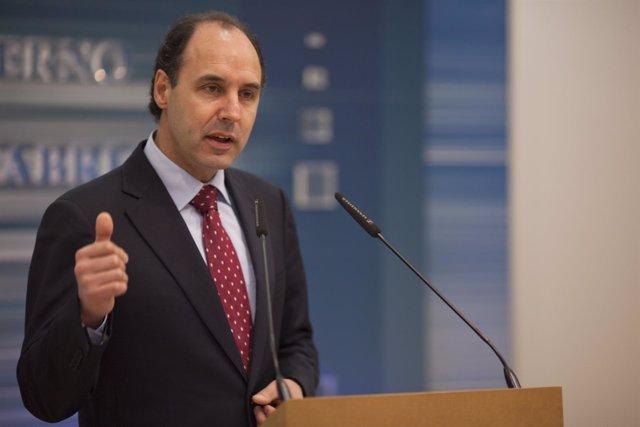 Presidente de Cantabria, Ignacio Diego.