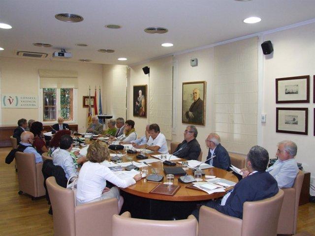Pleno del Consell Valencià de Cultura