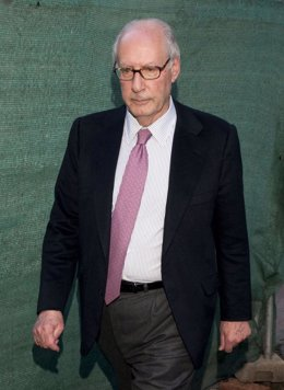 El ex ministro de Economía Miguel Boyer
