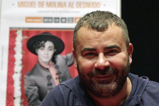 Jorge Javier Vázquez, Miguel Molina al desnudo, teatro